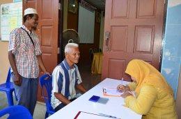 โครงการส่งเสริมสุขภาพผู้สูงอายุ