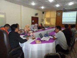 ประชุมคณะกรรมการบริหารกองทุนหลักประกันสุขภาพ เทศบาลตำบลท่าสาป
