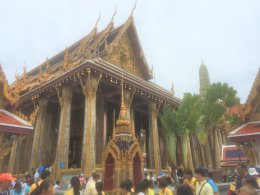 Grand Palace & Top 3 Temples, A Day Tour