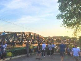 Bridge on The River Kwai & The Death Railway