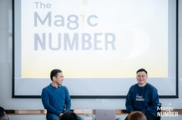 The Magic Number #3 (Day 3)