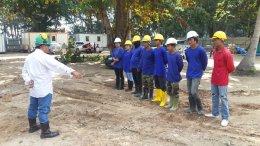 เสาเข็มเจาะ ลพบุรี โครงการเสาส่งสัญญาณวิทยุ ค่ายรบพิเศษป่าหวาย