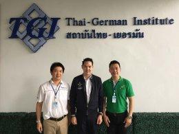 Visit to Thai - German Institute