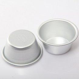 H64 Small Round Cake Mold 5 ชิ้น 75x30 mm
