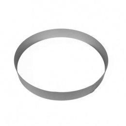Round Tart Ring 25.5x2(H) cm