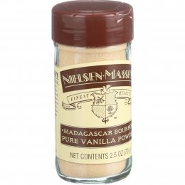 2.5 OZ Nilesen Massey Madagascar Vanilla Powder