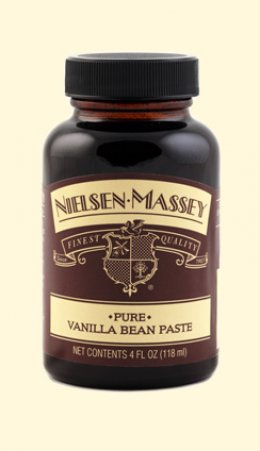 4 OZ Nielsen Massey Madagascar Bourbon Vanilla Bean Paste