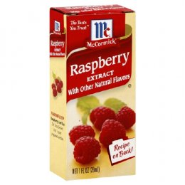 Pure Raspberry Extract McCormick 2 OZ