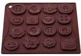 CHOCO16 Pavoni BROWN CHOCO PRALINES: BOTTON