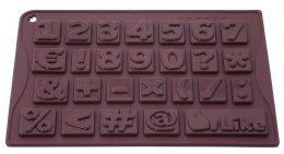 CHOCO18 Pavoni BROWN CHOCO PRALINES: 123