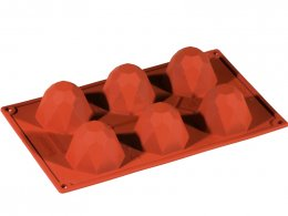 FR034 Pavoni MULTI-PORTION 6 CAV: BIG DIAMOND