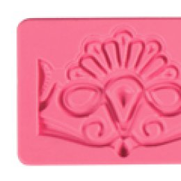 ST10 Pavoni SILICONE MOULD: MACRAME