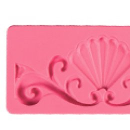 ST12 Pavoni SILICONE MOULD: SHELL