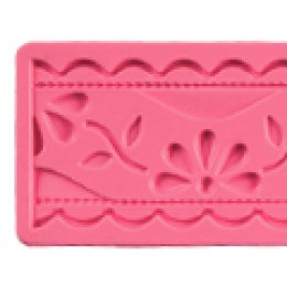 ST13 Pavoni SILICONE MOULD: SANGALLO
