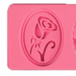 ST15 Pavoni SILICONE MOULD: CAMEO