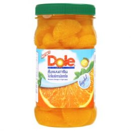 ส้มแมนดารินหวานน้อย ตรา Dole 666 กรัม