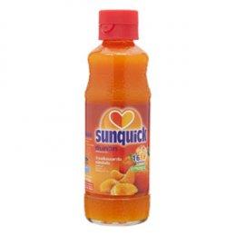 น้ำส้มแมนดาริชนิดเข้มข้น ตราซันควิก 330ml