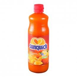 น้ำส้มแมนดาริชนิดเข้มข้น ตราซันควิก 840 ml
