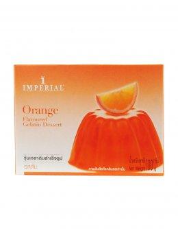 อิมพีเรียล เยลลี่ผงรสส้ม 100 กรัม