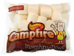 Campfire Regular White Marshmallows 300 g