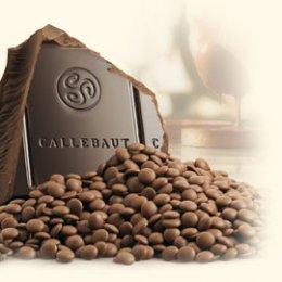 Dark Couverture 57.7% :Callebaut 250 กรัม