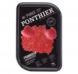 Frozen Respberry Puree ตรา Ponthier 1 kg