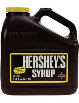 Hershey's chocolate syrup 3.4 kg
