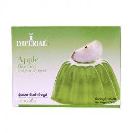 อิมพีเรียล เยลลี่ผงรสแอปเปิ้ล 100 กรัม