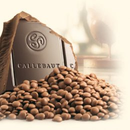 Milk Couverture:Callebaut 250 กรัม