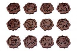 SN3061 Sanneng Chocolate Mould-Zodiac