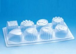 SN30914 Sanneng Crystal Jelly Mould