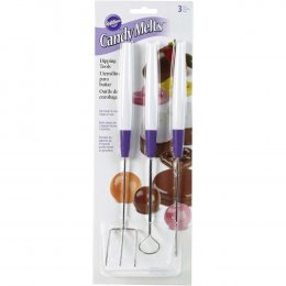 1904-1017 Wilton CANDY MELT DIPPING TOOLS