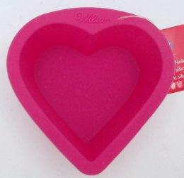 2105-3113 Wilton HEART SILICONE MOLD