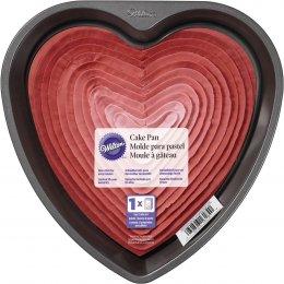 2105-6184 Wilton 9 INCH NS HEART