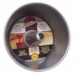 "2105-983 Wilton RR 9.36"" ANGEL FOOD PAN"