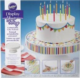 307-2503 Wilton DIY CAKE PEDESTAL