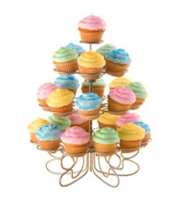 307-250 Wilton 24CT MINI CUPCAKE N MORE STAND