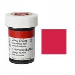 610-313 Wilton ICING COLOR-CHRISTMAS RED