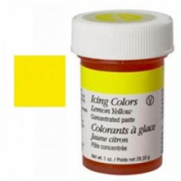 610-300 Wilton ICING COLOR-LEMON YELLOW