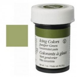 610-234 Wilton ICING COLOR-JUNIPER GREEN
