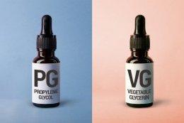 PG VG หมายถึงอะไร และในน้ำยาบุหรี่ไฟฟ้ามีอะไรอยู่ในนั้นบ้าง???
