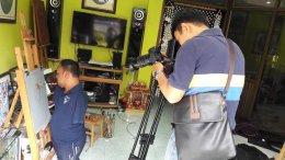 เอกชัย วรรณแก้ว ถ่ายรายการคิดบวก PPTV