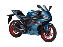 NEW YAMAHA YZF-R3 RIDE THE R ANYTIME