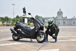 Test Yamaha All New NMAX155 VVA