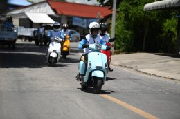 H SEM Moto เชิญสื่อมวลชน ทดสอบรถไฟฟ้า 3 รุ่นใหม่ล่าสุด