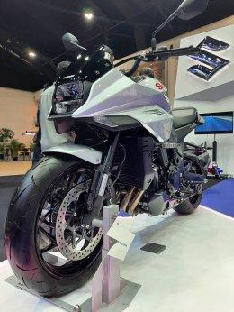 Suzuki มีอะไรในงาน Motor Show 2021