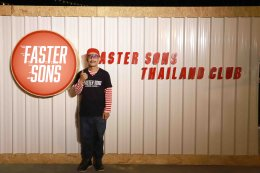 FASTER SONS THAILAND MEETING