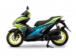 New Yamaha AEROX 155 King of Sport Autometic