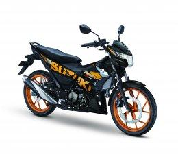 SUZUKI RAIDER R 150 ใหม่...!