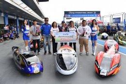 Black Dragon ทีม  คว้าแชมป์ Honda Eco